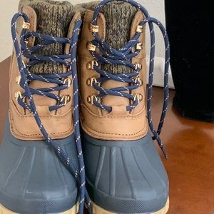 New Tommy Hilfiger boots